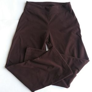 The North Face Brown Fleece Sweat Pants